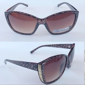 FGX International | Big Square Fashion Sunglasses